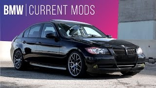 BMW CURRENT MODS