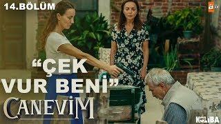 İntikamını Almak İsteyen Elvan - Canevim 14.Bölüm