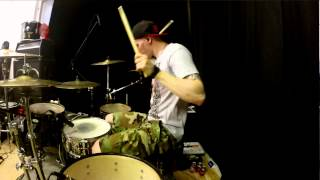Five Finger Death Punch - Jekyll And Hyde - Drum Cover