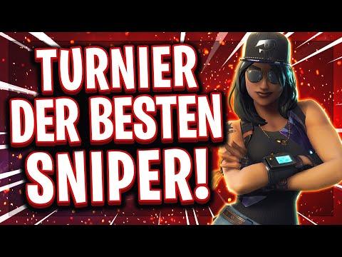 🏆🎯DIE BESTEN SNIPER IM TURNIER! | 800€ im Sniper Only Mode!