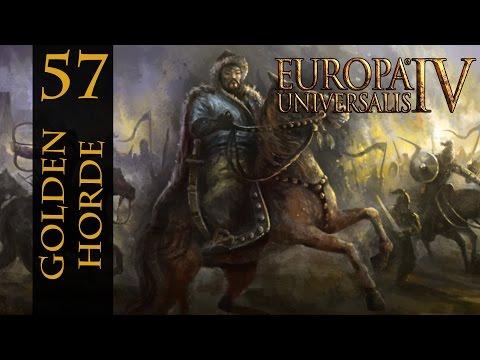 The Great Khan [57] - EU4: Common Sense Let's Play - Golden Horde  