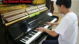 Daniel Powter Bad Day Piano Cover