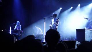 Bright Eyes - I believe in Symmetry, Hollywood Forever Cemetery September 2011 (HD)