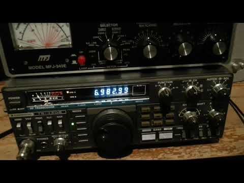 Kenwood TS-430S HF Transceiver Review.