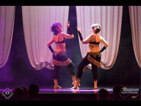 Dúo Carmen P & Rosa M - Fin De Curso Dancetribalia 2019