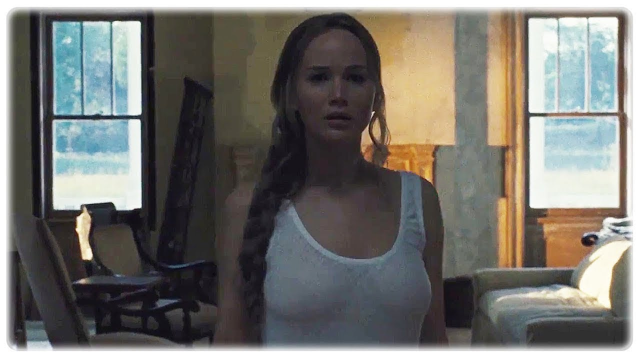 Jennifer Lawrence hot scene - YouTube