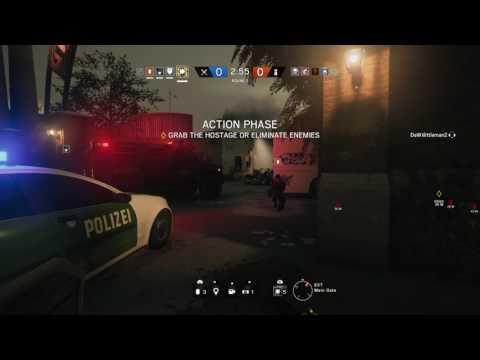 Snapshot w/Blitz #2 - R6 Siege