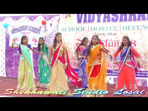 देश रंगीला रंगीला // स्कूल का जबरदस्त डान्स // vidyashram school losal