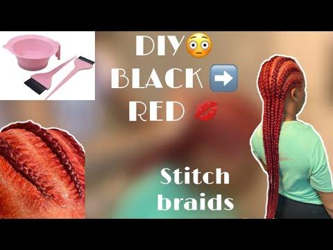 DIY VIRGIN BLACK HAIR TO BLONDE ( PASS OR FAIL !!) @BradMondo if you see this I love you 💕  