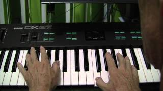 Learning Piano/Keyboard - Four Part harmony