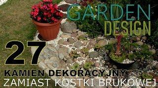 """GARDEN DESIGN (27) - Urządzamy fajny ogród - """"KORA"""" - Kamień Dekoracyjny"""