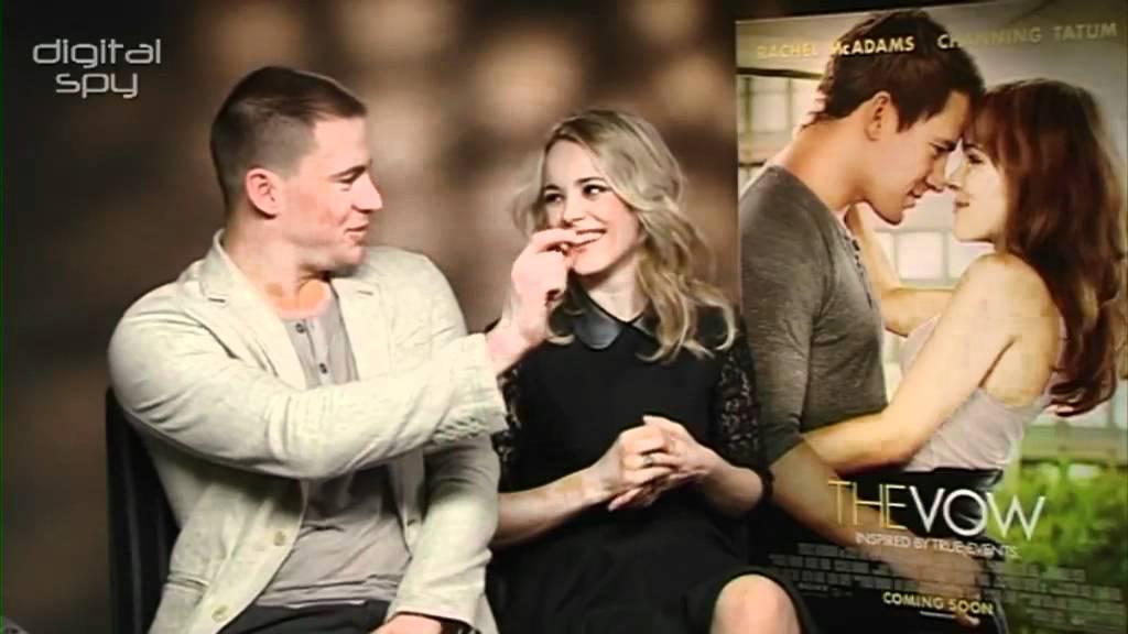 Channing Tatum, Rachel McAdams 'The Vow' interview - YouTube Rachel Mcadams Movies