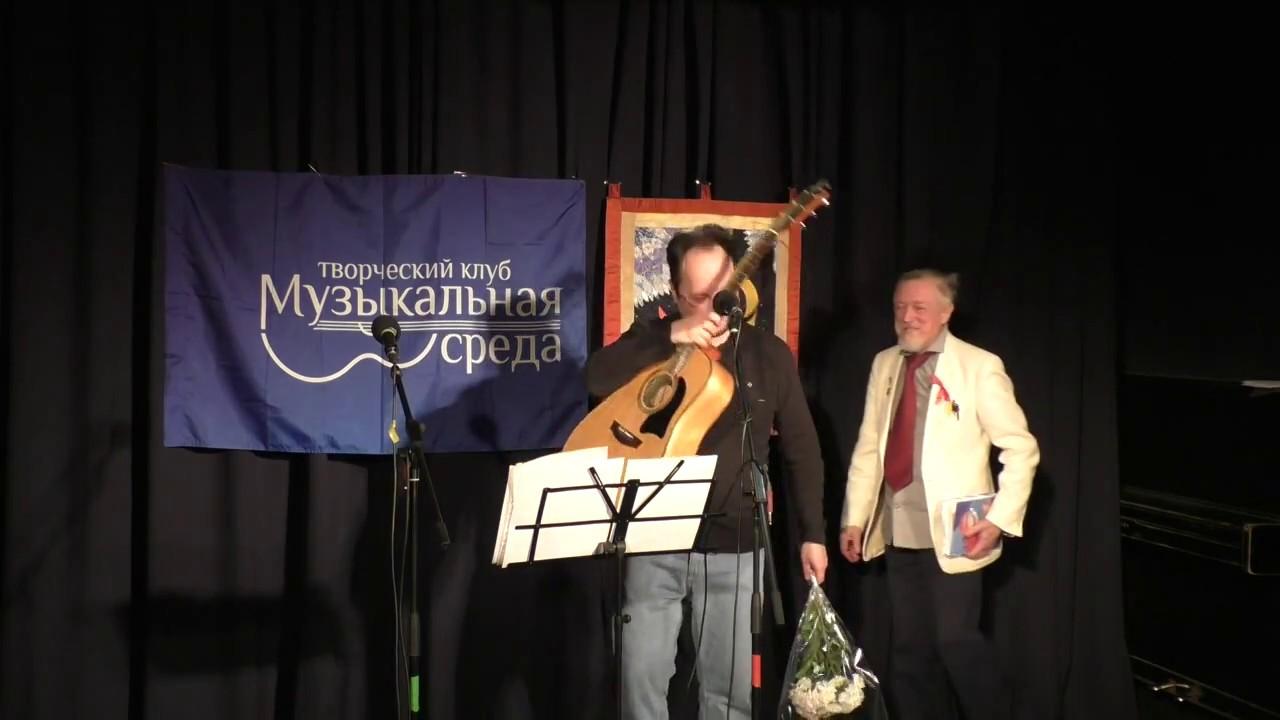 Сыч и Настя в Музыкальной Среде. Часть 3