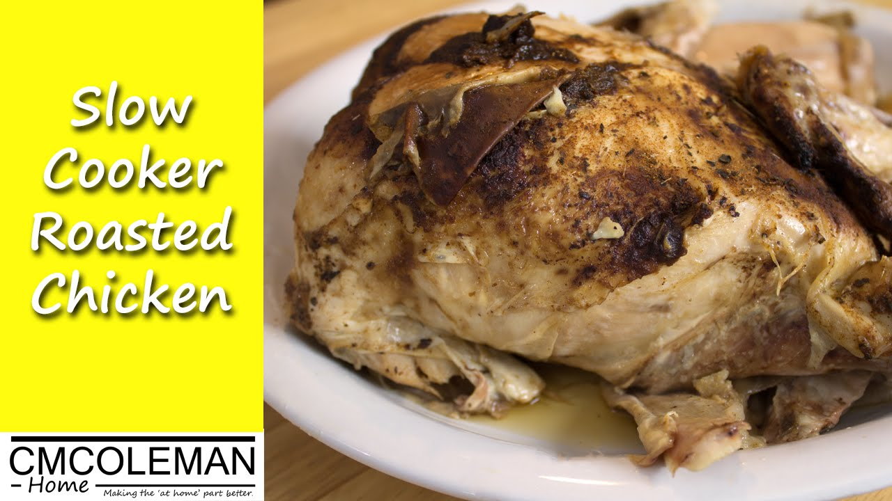 Homemade Roasted Chicken Recipe Without The Oven
