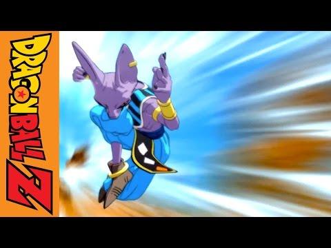 Dragon Ball Z: Battle of Gods - Theatrical Trailer