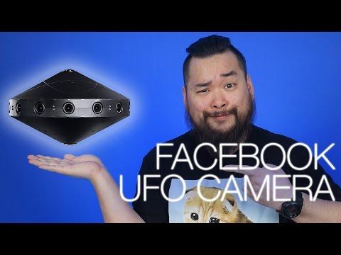 HTC 10 Smartphone, Facebook 360 Camera, QR Code for BSOD