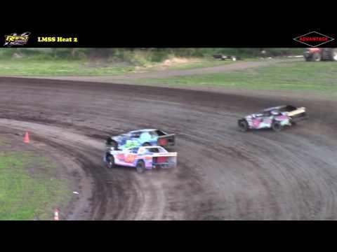 Late Model Street Stock -- 6/9/17 -- Rapid Speedway