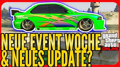 Neue Event Woche+ Missionen + Hinweise auf Update? - GTA 5 ONLINE