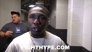 ANDRE BERTO REVEALS MCGREGOR TOLD HIM GAME PLAN FOR MAYWEATHER; SAYS FLOYD WILL BE