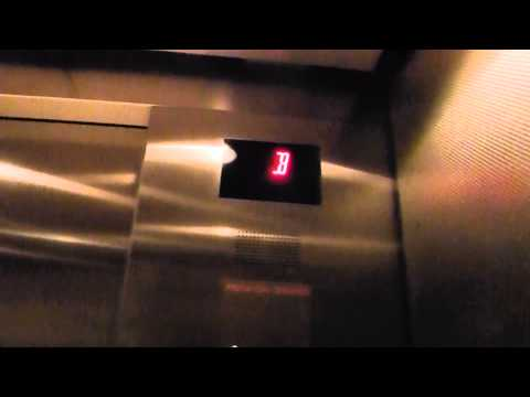 Otis Traction Ticketing Elevator At Dallas Love Field Airport Renovated Terminal 2
