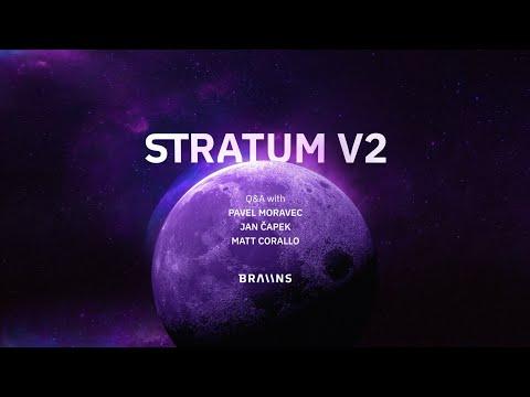 Bitcoin Mining Stratum V2 - Behind The Scenes With Slush Pool's CEOs \u0026 Square Crypto's Matt Corallo