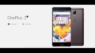 OnePlus 3T Unboxing - Gunmetal 64GB - Amazon Prime India