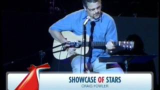 Craig Fowler performs Blue Rodeo