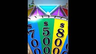 Play the official Wheel of Fortune mobile game!
