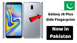 Samsung Galaxy J6 Plus(2018) Price in Pakistan and Release Date