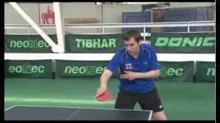 Уроки настольного тенниса А.Власова для начинающих. Часть 6
