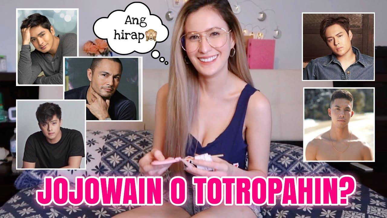 JOJOWAIN O TOTROPAHIN CHALLENGE | Jackie Smart