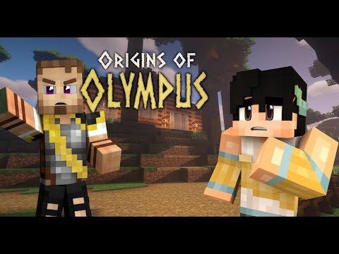 My Father | Minecraft ORIGINS OF OLYMPUS | EP 6 (Percy Jackson Minecraft Roleplay)