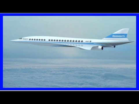 Hot News - Sonic Boom or bust? Dreams of Superfast Jet go revive face headw