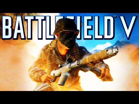 Battlefield 5: Aggressive Killstreaks and Sniping! (Multiplayer Gameplay)