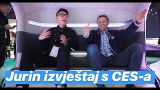 Tehnološke novosti s CES-a donosi Juraj Šebalj