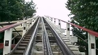 Kennywood Thunderbolt POV