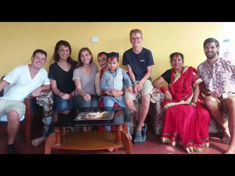 Volunteer Nepal Kathmandu Review Brian Strzelecki Medical Program Abroaderview.org