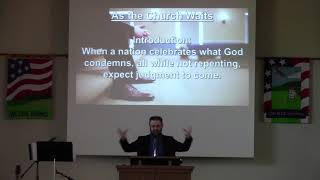 June 6, 2021 Sermon from Calvary Bible Church