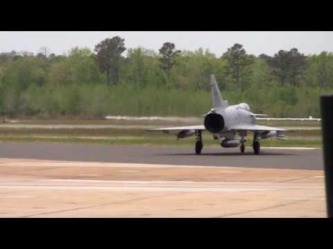 ATAC F-21 Kfir Takeoff - NAS Oceana