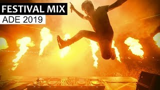 EDM FESTIVAL MIX - Electro House & Progressive Music | ADE 2019