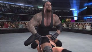 WWE Smackdown VS Raw 2008 Finishers