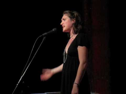 "Seattle Poetry Slam - Rachel 'Rocky' Bernstein - ""Music"""