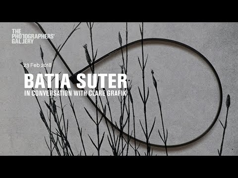 Batia Suter in conversation with Clare Grafik