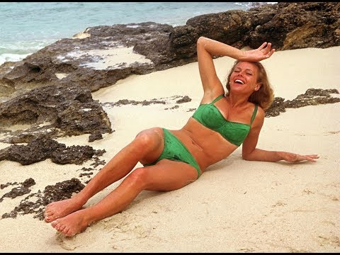 A Twist Of Sand*Honor Blackman*British Sea Adventure1968