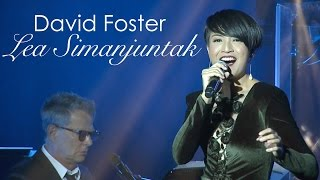 """Vidéo-clip David Foster The Symphony Sessions """"Just Out of ..."""
