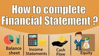 Completing Financial Statement | Art of Accounting Analysis #03 | LetsTute Accountancy