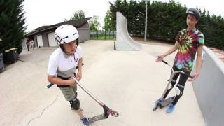 Game of SCOOT V2 | Thomas VS Hugo