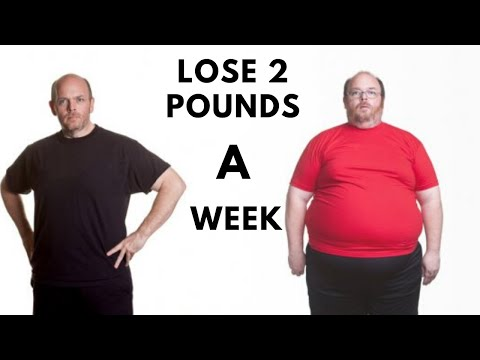 10 ways to lose 2 pounds a week