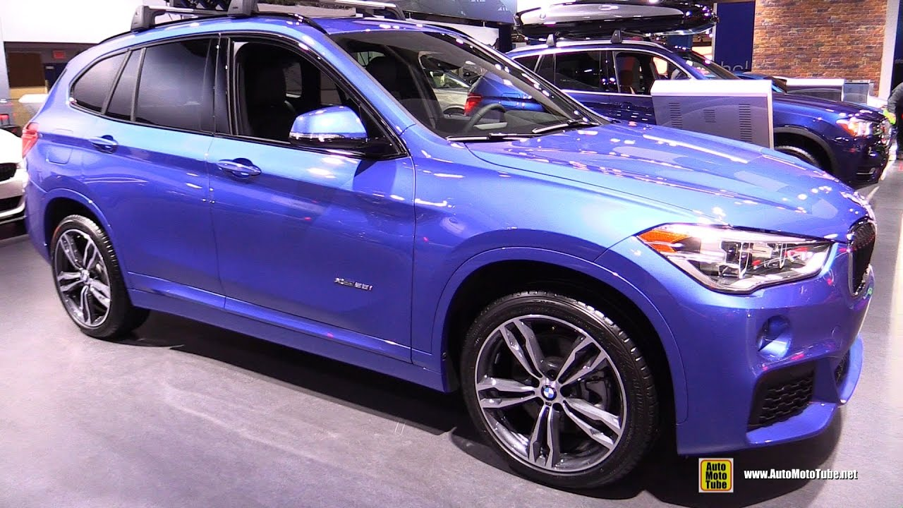 2017 Bmw X1 28i Xdrive M Sport Exterior And Interior