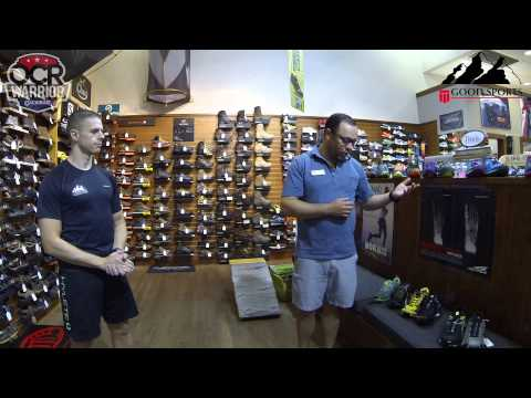 Gear Info - OCR Shoe Basics